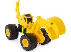 Monster jam stavební stroje válečníků Dugg žlutý