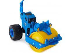 Monster jam stavební stroje válečníků Rolland modrý