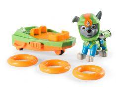 Spin Master Paw Patrol Akční figurky Sea Patrol člun Rocky