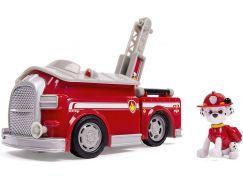 Spin Master Paw Patrol Auta budoucnosti Hasičské auto