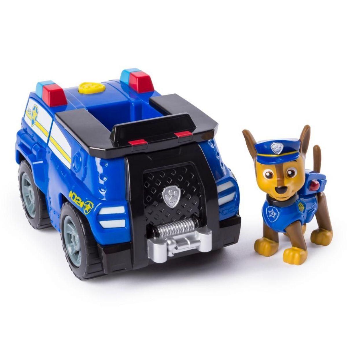 Spin Master Paw Patrol Chase Transforming Police Cruiser