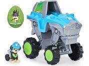 Spin Master Paw Patrol Dino transformující se auto s figurkou