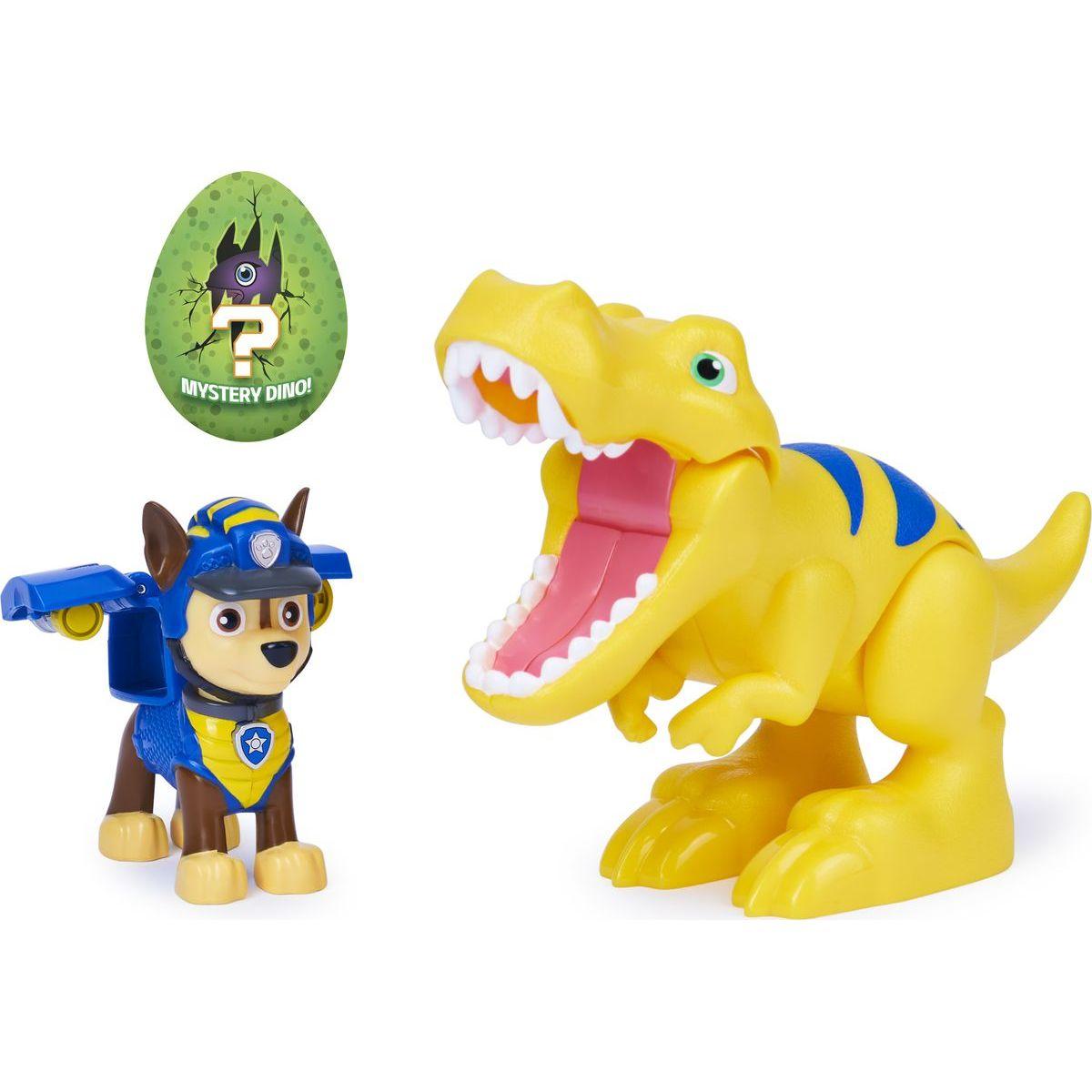 Spin Master Paw Patrol figurka s Dinem a vajíčkem Chase