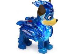 Spin Master Paw Patrol figurky se světelným efektem modrý Chase