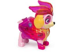 Spin Master Paw Patrol figurky se světelným efektem Skye