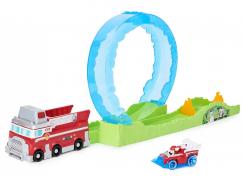 Spin Master Paw Patrol hasičská dráha pro autíčka