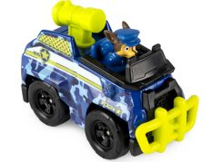 Spin Master Paw Patrol kovová autíčka super hrdinů Chase 20121336