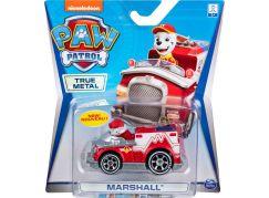 Spin Master Paw Patrol kovová autíčka super hrdinů Marshall 20120840