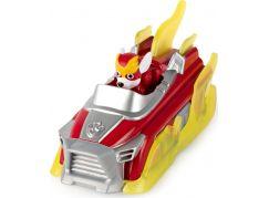 Spin Master Paw Patrol kovová autíčka super hrdinů Marshall 20121339