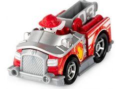 Spin Master Paw Patrol kovová autíčka super hrdinů Marshall 20121346