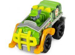 Spin Master Paw Patrol kovová autíčka super hrdinů Rocky 20121385