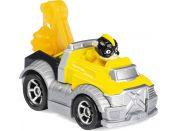 Spin Master Paw Patrol kovová autíčka super hrdinů Rubble 20120843