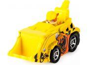 Spin Master Paw Patrol kovová autíčka super hrdinů Rubble 20121347