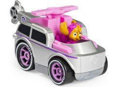 Spin Master Paw Patrol kovová autíčka super hrdinů Sky 20120842