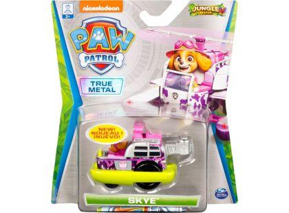 Spin Master Paw Patrol kovová autíčka super hrdinů Skye 20121348