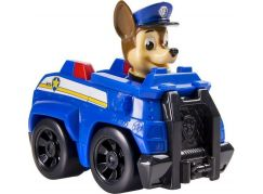 Spin Master Paw Patrol Malá vozidla s figurkou Chase Policejní vůz