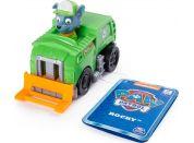 Spin Master Paw Patrol Malá vozidla s figurkou Rocky ještěrka