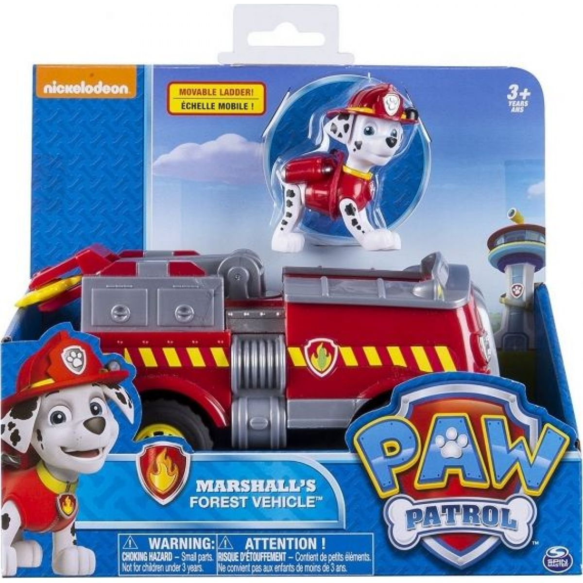 Spin Master Paw Patrol Marshalls Forest Vehicle #2