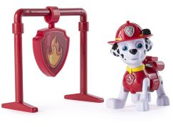 Spin Master Paw Patrol Mini Air Rescue Marshall Pull Back Pup