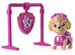 Spin Master Paw Patrol Mini Air Rescue Skye Pull Back Pup