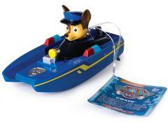 Spin Master Paw Patrol Plavací figurky Chase loď