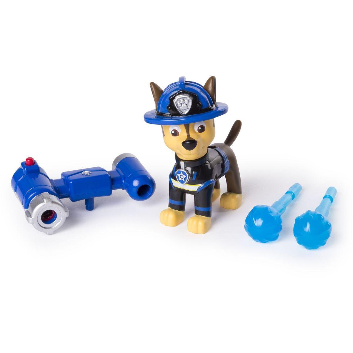 Spin Master Paw Patrol s příslušenstvím Chase - vodní dělo
