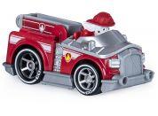 Spin Master Paw Patrol Sběratelská kovová autíčka Marshall hasič