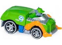 Spin Master Paw Patrol Sběratelská kovová autíčka Rocky