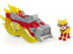 Spin Master Paw Patrol svítící vozidla hrdinů se zvuky Marshal