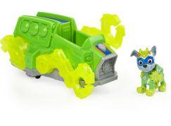Spin Master Paw Patrol svítící vozidla hrdinů se zvuky Rocky
