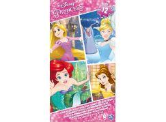 Spin Master Pěnové puzzle 12 ks Princess