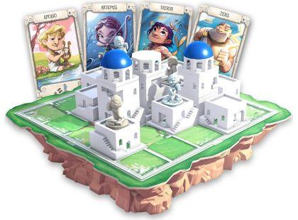 Spin Master Strategická hra Santorini