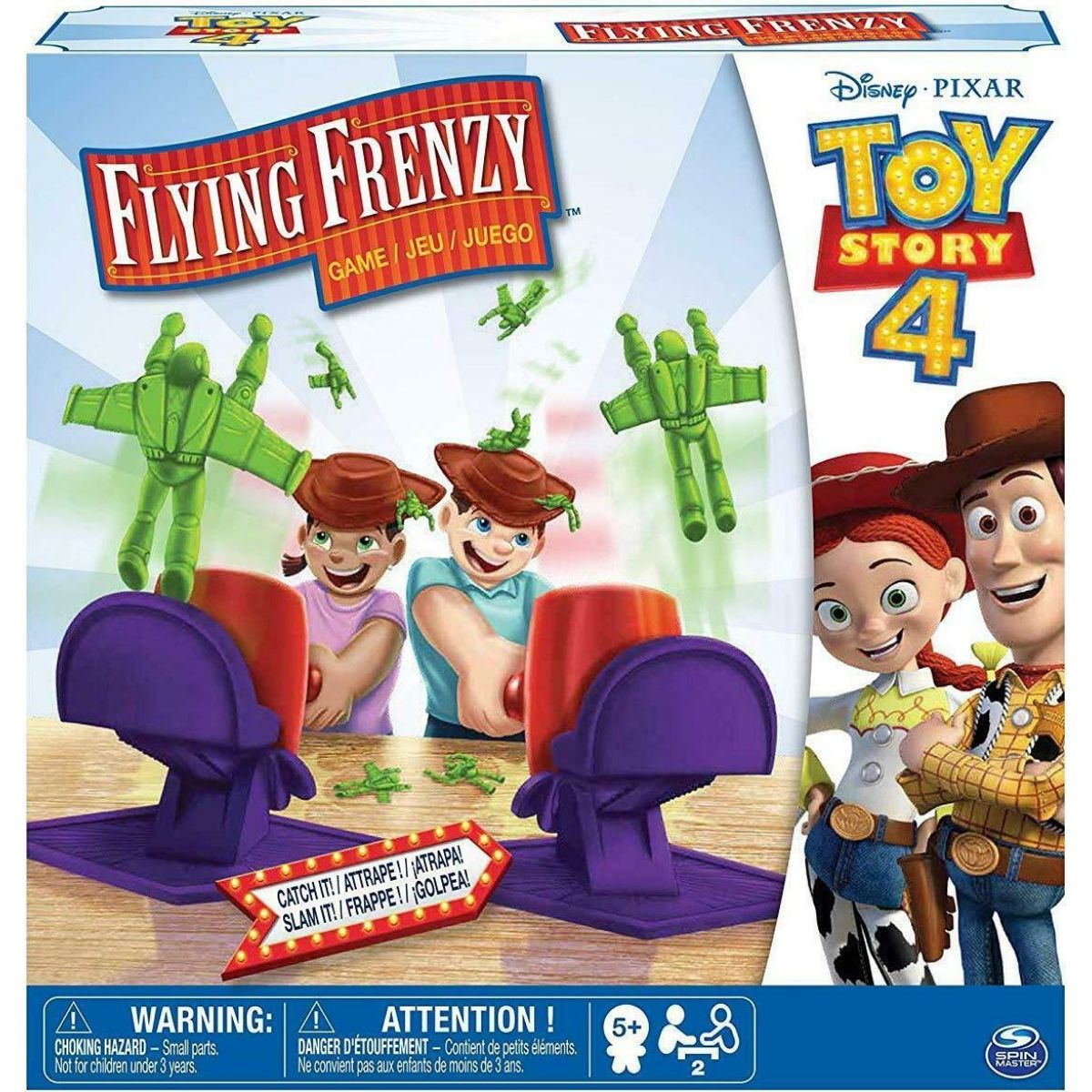 Spin Master Toy Story 4 Aktivní hra