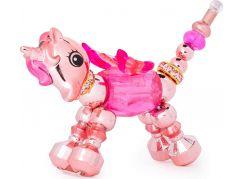 Spin Master Twisty Petz zvířátka a náramky jednobalení Goldie Flying Unicorn
