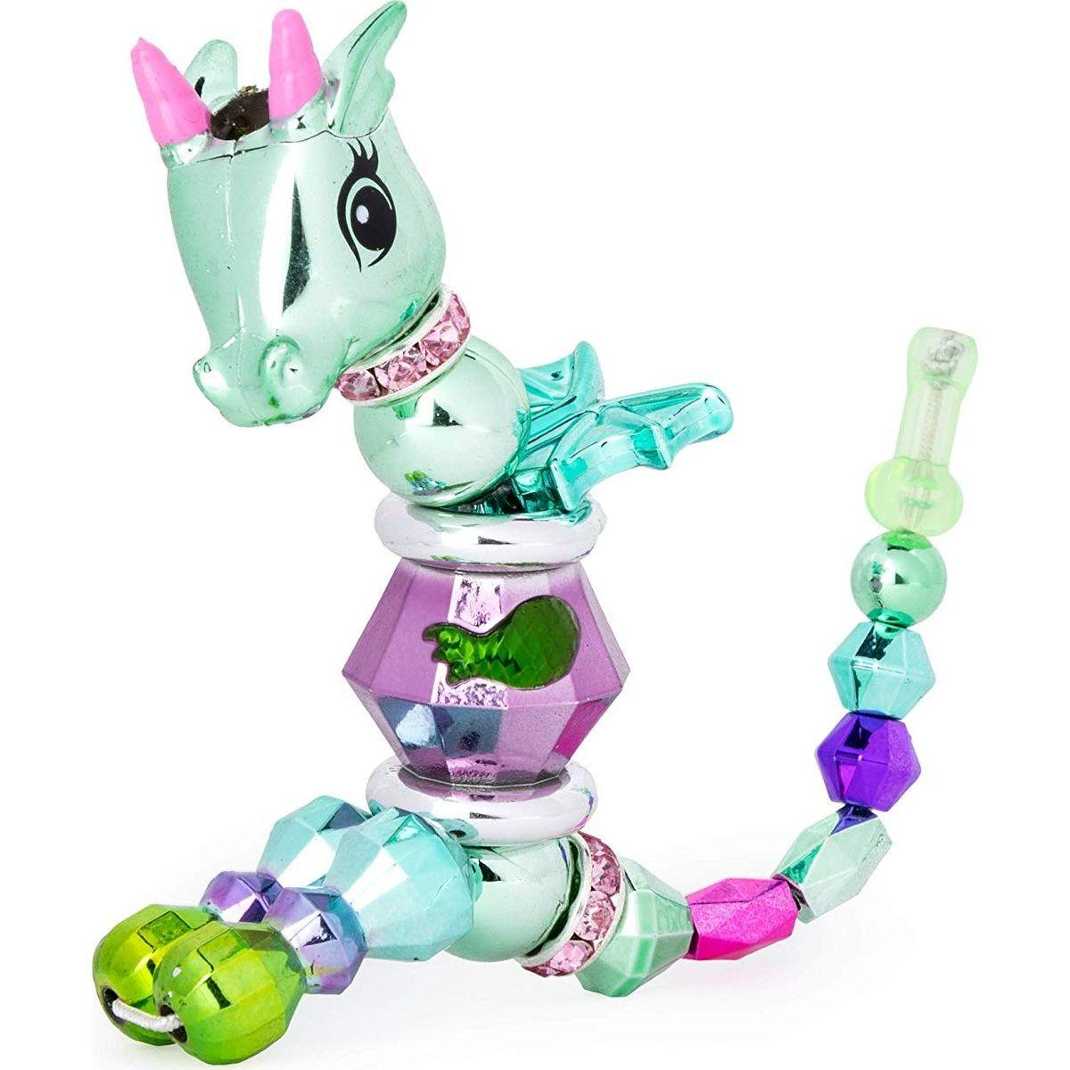 Spin Master Twisty Petz zvířátka a náramky jednobalení Minty Dragon