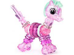 Spin Master Twisty Petz zvířátka a náramky jednobalení Snazzy Zebra