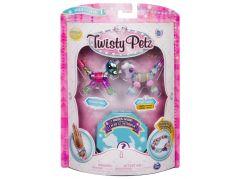 Spin Master Twisty Petz zvířátka a náramky trojbalení 20103205