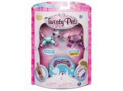 Spin Master Twisty Petz zvířátka a náramky trojbalení 20103206