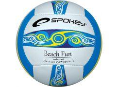Spokey BeachFun Volejbalový míč modrý 834044