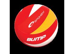 Spokey Bump II Volejbalový míč červený 837406