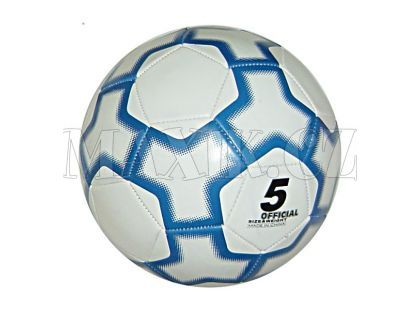 Spokey Fotbalový míč Cball modro-bílý