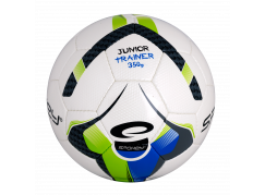 Spokey Junior Trainer Fotbalový míč zeleno - modrý 837367