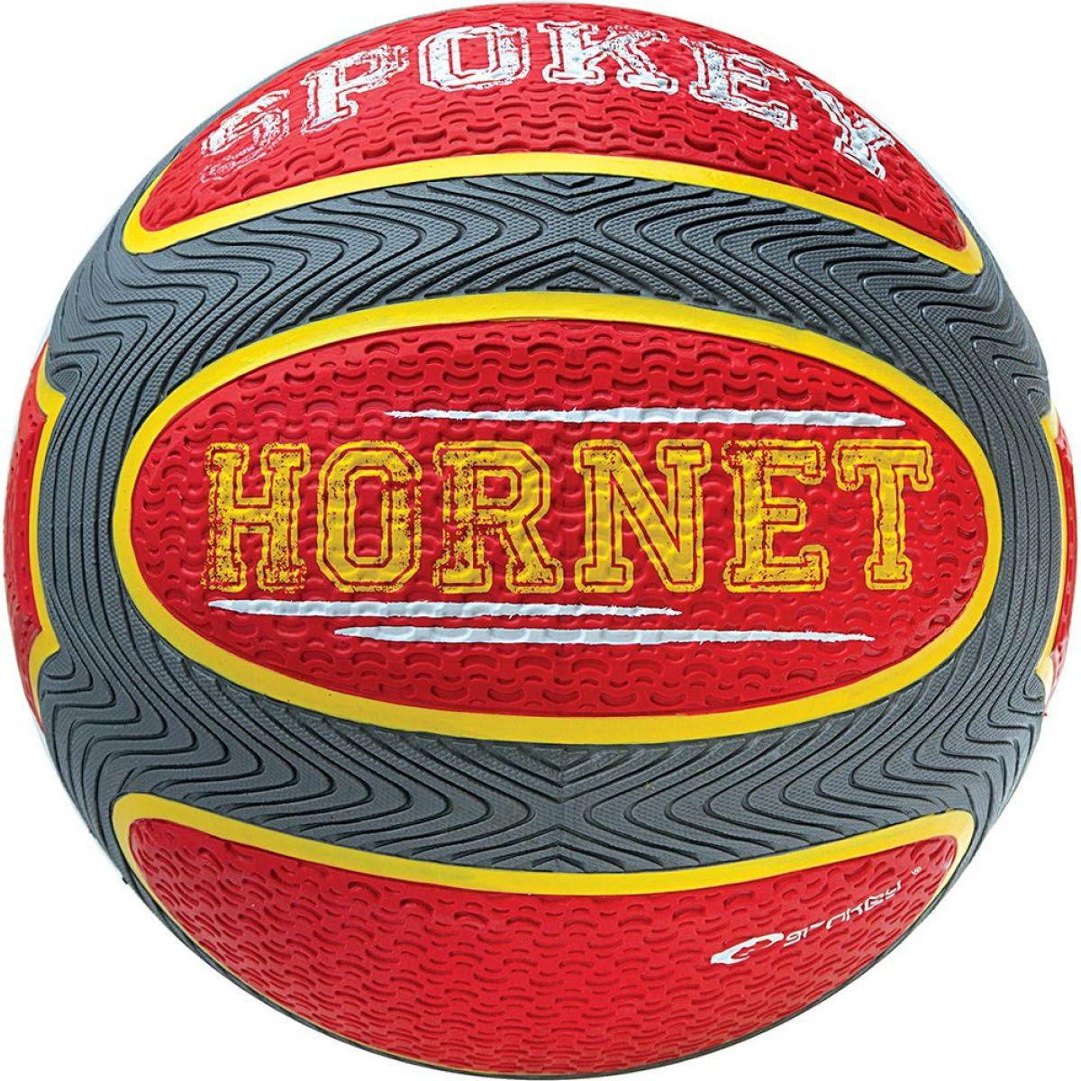 Spokey Míč na košíkovou Hornet červený 7