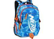 Spokey NERF Bronco Batoh školní sportovní modro-oranžový