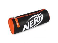 Spokey NERF Scroll Školní etue černo-oranžové
