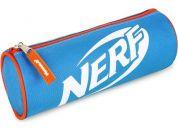 Spokey NERF Scroll Školní etue modro-oranžové
