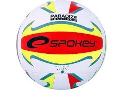 Spokey Paradize II Volejbalový míč bílo-žlutý 837394