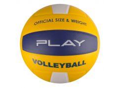 Spokey Play II Volejbalový míč žlutý 837403