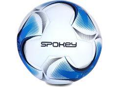 Spokey Razor Fotbalový míč vel.5  bílo-černo-modrý