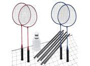 Spokey Sada na badminton Fun Start 4 rakety,síť,míčky